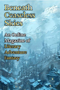 Shatterach Gates by Paul Daly (Beneath Ceaseless Skies : Volume 35)