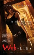 Web of Lies - Book 2 of Elemental Assassin Series by Jennifer Estep